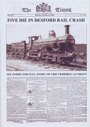 Desford rail crash publication