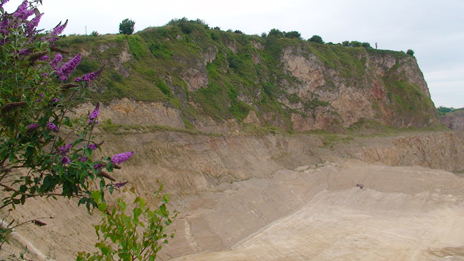 Breedon on the hill quarry