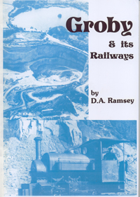 Groby and its Railways front cover